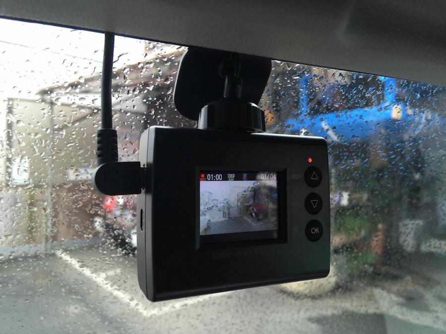 ドライブレコーダー01